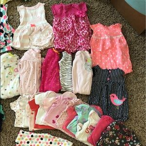 6 month girls bundle
